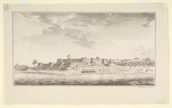 Mangalore fort, 4th December 1783